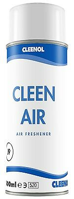 Aerosol Air Freshener - Floral Bouquet - 400ml 052103S CLEENOL