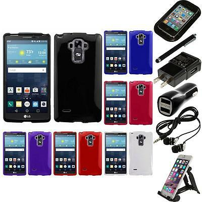 For LG G Vista 2 Snap-On Design Hard Phone Case Cover Accessories