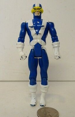 Vintage Marvel CYCLOPS Action Figure 1991 X-Men Series 1 Toy Biz !!!
