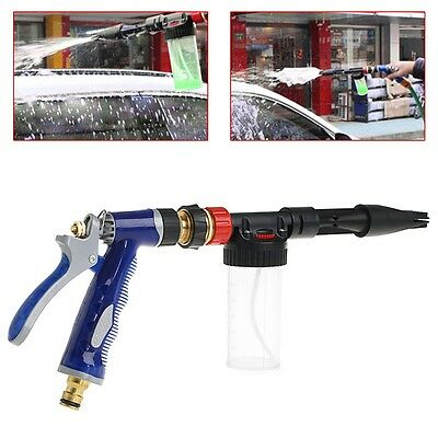 Multi Car Cleaning Washer Water Foam Auto Car Washing Gun Soap Shampoo Sprayer