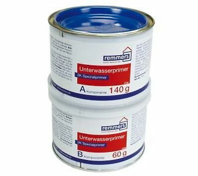Remmers Underwater-Primer 200 ml Primer for MultiSil NUW, PU AW, Grouting AW 2K