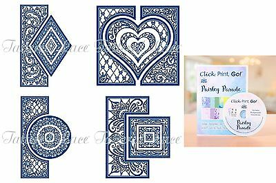 Tattered Lace - Paisley Parade Collection - Brand New 2017 - FREE UK P&P