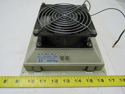 Mclean Midwest SF-0916-002  Enclosure Filter Fan 115V Missing Grate Kit 75CFM