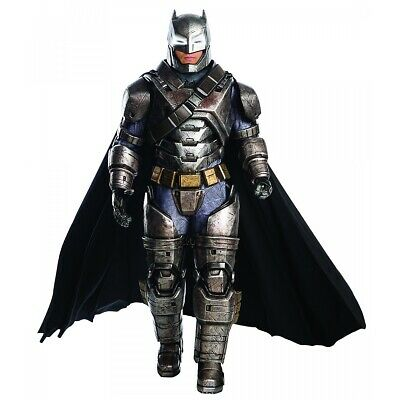 Batman Armored Suit Adult Costume Superhero Cosplay Fancy Dress