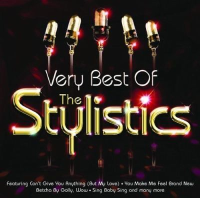 The Stylistics - Very Best Of.... NEW CD