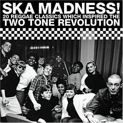 Various Artists - Ska Madness! NEW CD