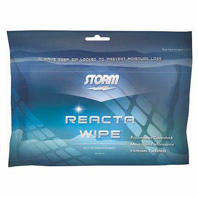 Storm Bowling Ball Reacta Wipes 20 Pack