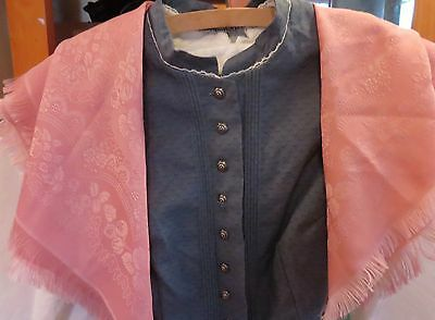 Salzburger Dirndl Austria Green Traditional Dirndl Octoberfest Dress SIZE 42