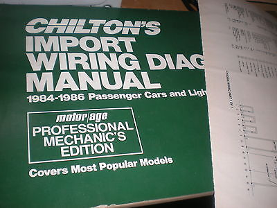 1978-1983 SUBARU 1800 WIRING DIAGRAMS SCHEMATICS MANUAL SHEETS SET