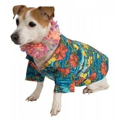 Luau Costume Pet Halloween Fancy Dress