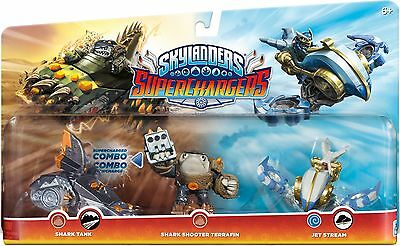 Skylanders SuperChargers: 3 Pack. From the Official Argos Shop on ebay