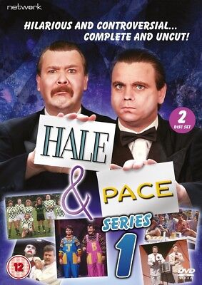 Hale and Pace Complete Series 1 New Sealed DVD Region 2 PAL (Not US)