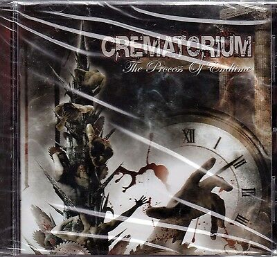 CREMATORIUM The Process Of Endtime CD - New / Sealed