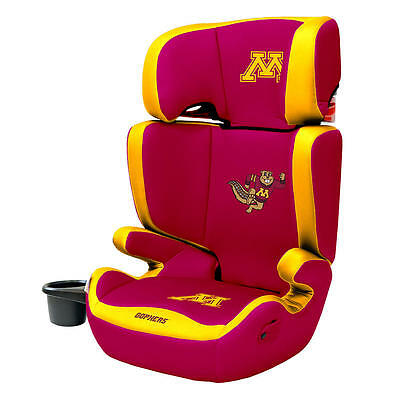 Lil Fan 2-in-1 Premium High Back Booster Seat - Minnesota Gophers