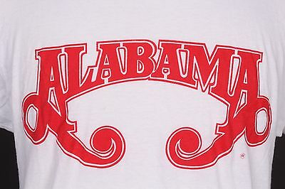 Vtg 80S Alabama Stage Hand Crew T Shirt Deadstock Mens Large