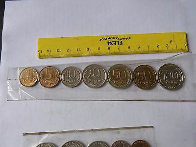 Many Russian Coins