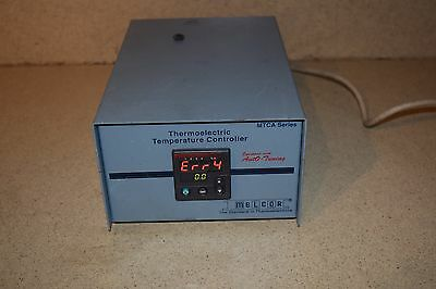 Melcor Thermoelectric Temperature Controller Mtca Series