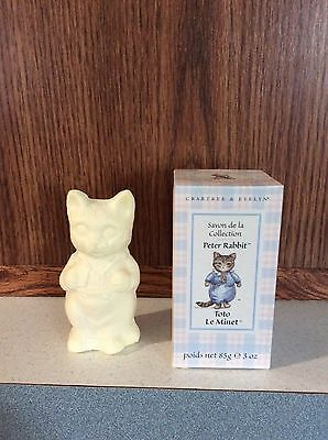 1978 Crabtree & Evelyn Beatrix Potter Tom Kitten Soap New in Box Free Shipping