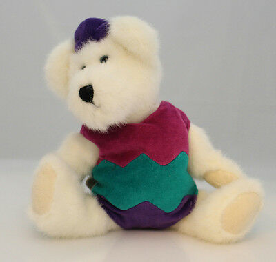 Boyds Bears Plush 2001 Egbert Q Bearsford - TJ's Best Dressed - #81510