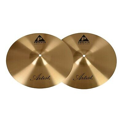 Artist PHH14 Preface Series 14 Inch Hi Hat Cymbal Pair - New