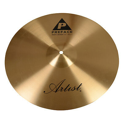 Artist PC16 Preface Series 16 Inch Crash Cymbal - New