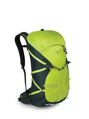 Osprey Mutant 28L  Alpine Hiking Daypack- Dyno Green - M/L