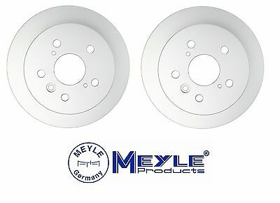 31483 REAR Brake Rotor Pair of 2 Fits 13-16 Lexus LX570