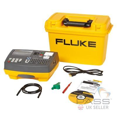 Genuine Fluke 6500-2 PAT Tester - Easy to Use With Brand New Functions! / UK