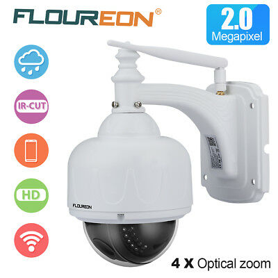Sricam 5X Zoom 720P HD PTZ CCTV Dome Security Camera IR-CUT Night Vision Outdoor