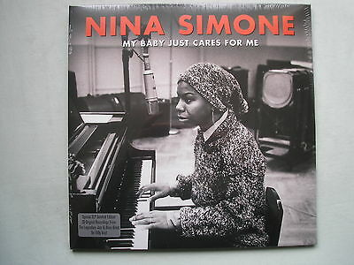 NINA SIMONE My Baby Just Cares For Me UK double LP g/f slv 180g vinyl NEW SEALED