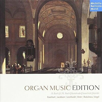Various Artists - Organ Music Edition [New CD]