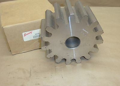 "New Browning NSS315A Spur Gear 15 Teeth 5"" Pitch Diameter 3 inch Width Steel"