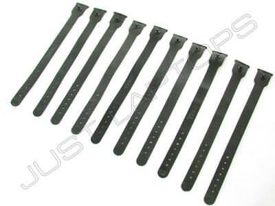 Bulk Job Lot 10 x Genuine Dell 05T339 5T339 Charger 30cm Rubber Strap Band Belt