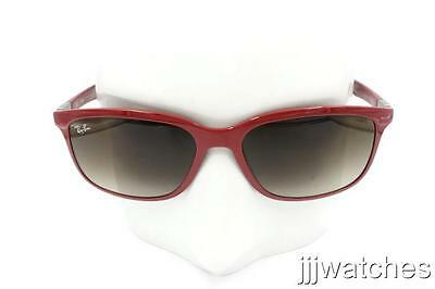 db1a044f80 ... new style new ray ban liteforce brown gradient red sunglasses rb4215  6126 13 57 16 11c3b
