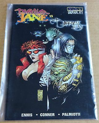 "EVENT ISSUE COMICS ""PAINKILLER JANE vs DARKNESS"" NEW/UNREAD HIGH GRADE NM  1997"