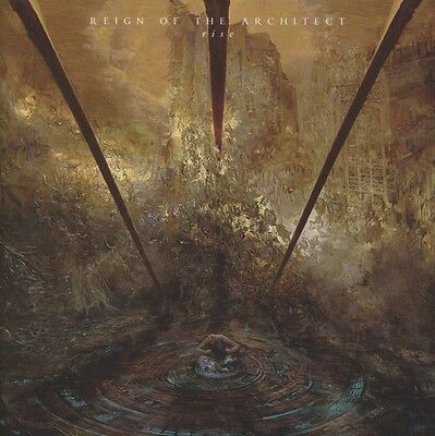 Reign Of The Architect - Rise CD Pitchblack NEU