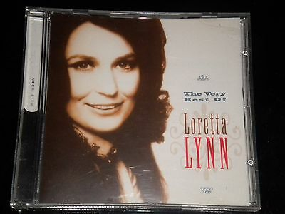 Loretta Lynn - The Very Best Of Loretta Lynn - CD Album - 1997 - 24 Great Tracks