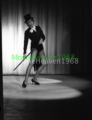 Marlene Dietrich RARE 35MM SLIDE NEGATIVE PHOTO 9317