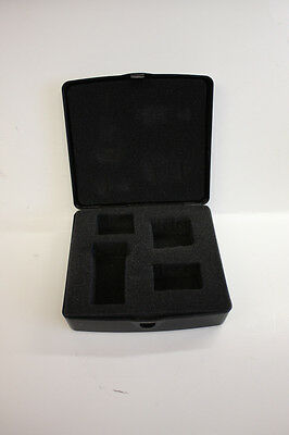 Celestron Telescope Eyepiece and Filter Case Foam 2 Eyepieces 3 Filters 1 Barlow