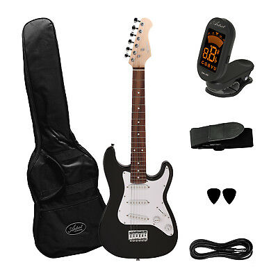 Artist MiniS Plus - 3/4 Size Small Body Electric Guitar + Accessories - New