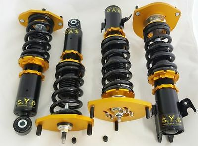 SYC FULL ADJUSTABLE Coilover /SUSPENSION FOR Ford Falcon BA BF XR6 XR6T XR8