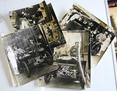 WOLSELEY Voiturette 70th Anniversary 1000 Miles Trial of 1900 Photos x 10
