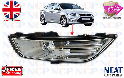 Ford Mondeo Mk4  Front Fog Lamp Light Right Driver Side O/s 2007 - 2011/ 1521876