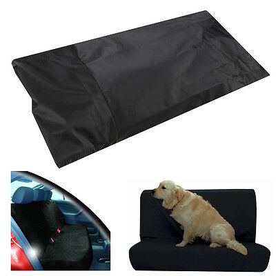 Black Car Seat Waterproof Cover Dustproof Bace Seat Base Cover Pet Dog Travel