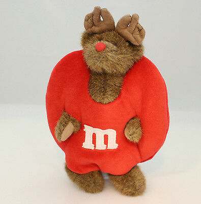 Boyds Bears Plush 2006 Jingles T. McPeeker - M&M's Collection - #919028