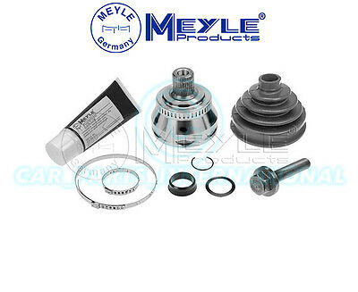 Drive shaft Joint Kit inc Boot /& Grease No Meyle  CV JOINT KIT 100 498 0204