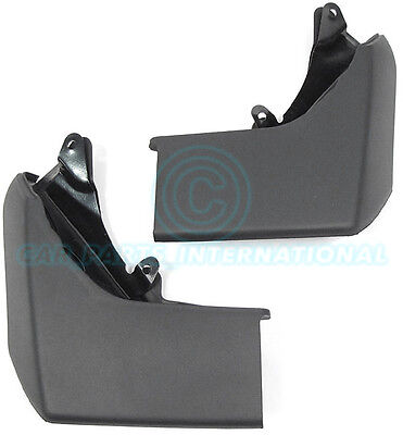 Brand New Landrover Discovery 3 / 4 Mud Flaps Front Set