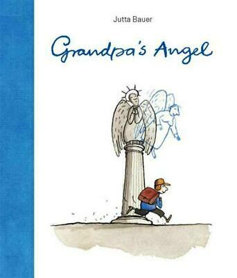 Grandpa's Angel by Jutta Bauer (English) Hardcover Book Free Shipping!