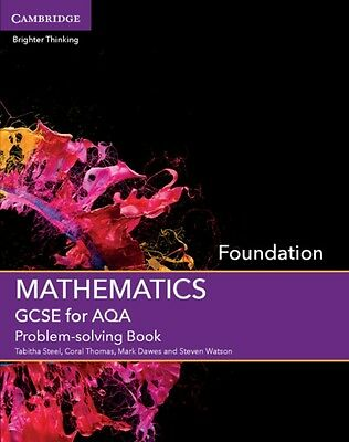 GCSE Mathematics for AQA Foundation Problem-solving Book (Gcse Ma...