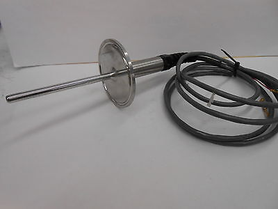Anderson Sw110050490101 100 Ohm 3 Wire Rtd Temperature Sensor With 5' Cable